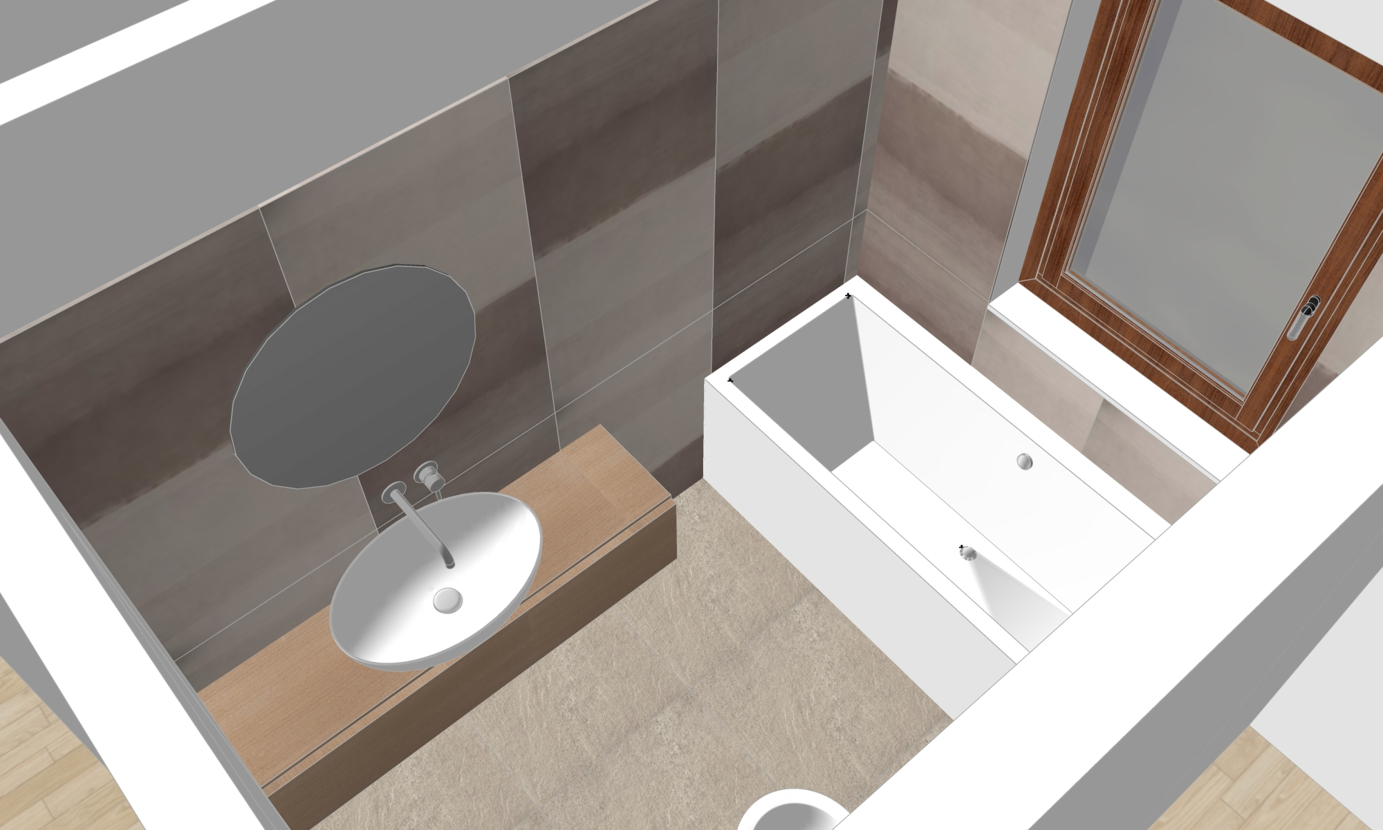 Italian Home Renovation Blog Bathroom Design 5