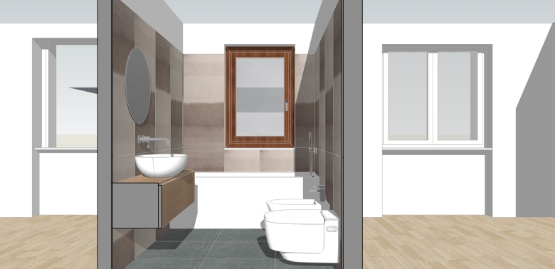Italian Home Renovation Blog Bathroom Design 6