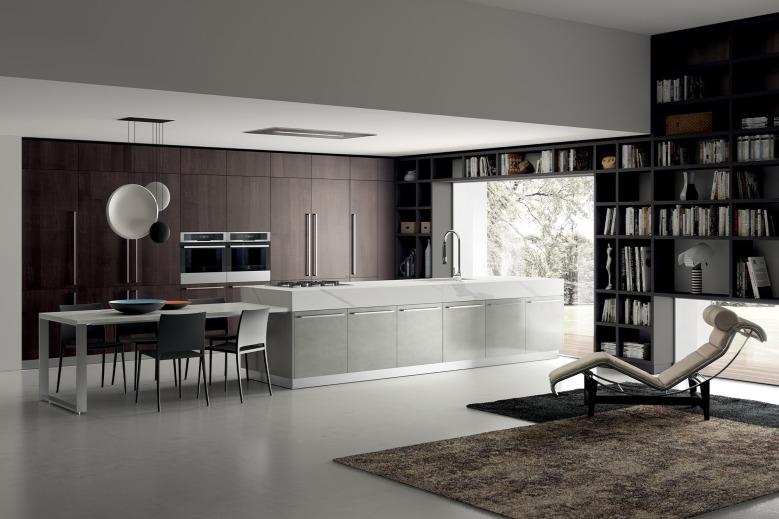 Italian Home Renovation Blog Modern Italian Kitchen Brown